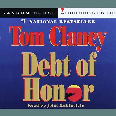 Debt of Honor Audiobook, by Tom Clancy