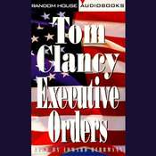 Executive Orders Audiobook, by Tom Clancy