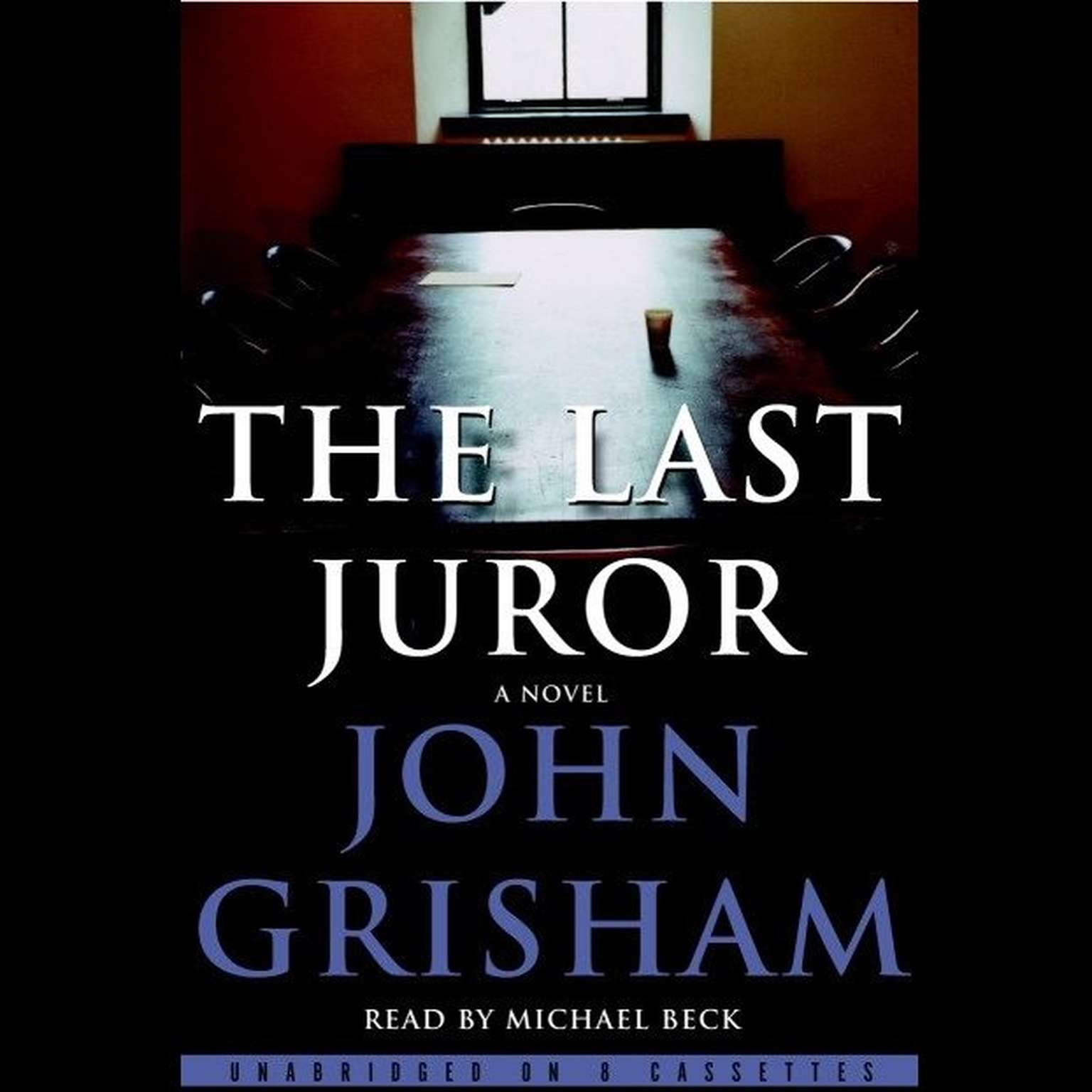Printable The Last Juror: A Novel Audiobook Cover Art