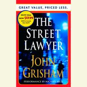 The Street Lawyer Audiobook, by John Grisham