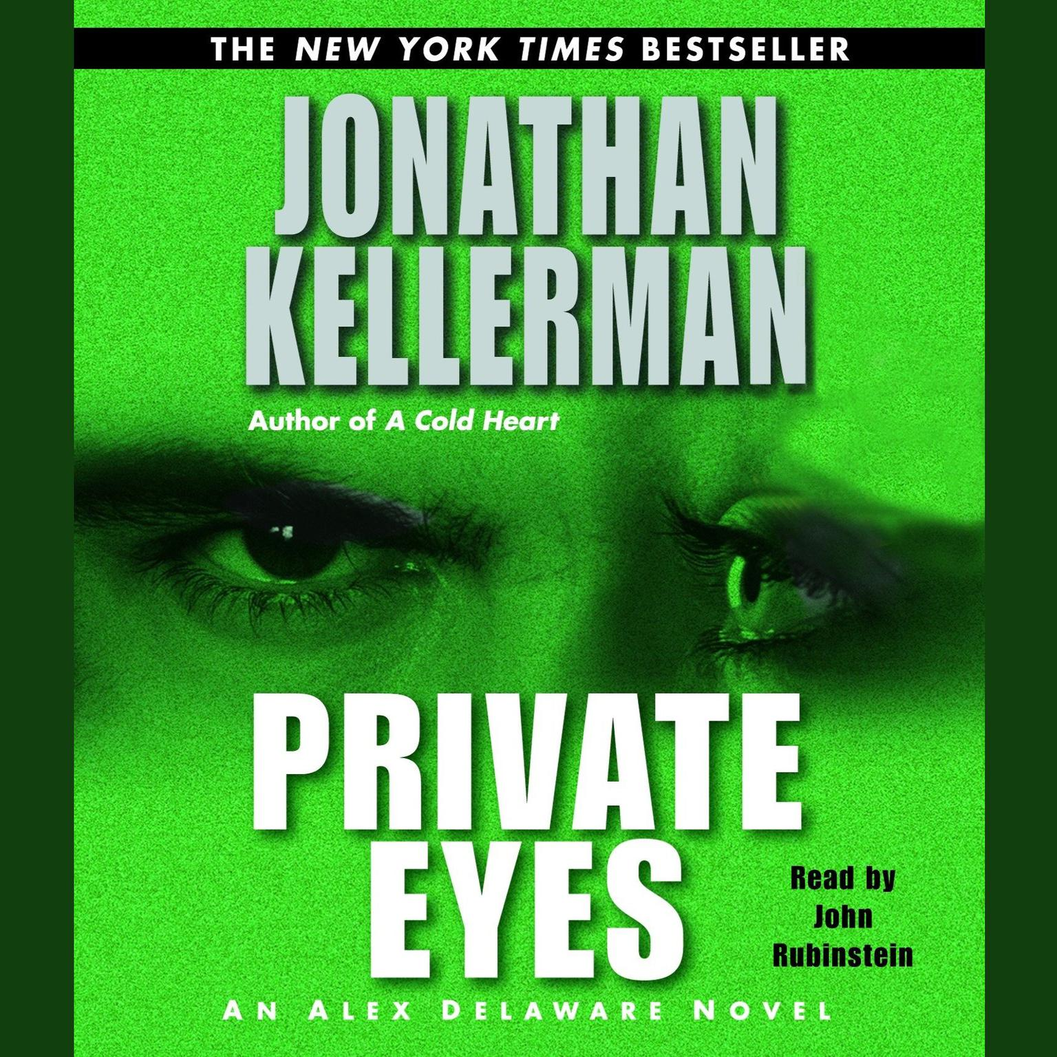 Printable Private Eyes Audiobook Cover Art