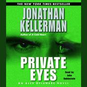 Private Eyes Audiobook, by Jonathan Kellerman