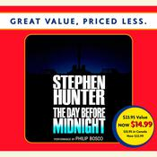 The Day Before Midnight Audiobook, by Stephen Hunter