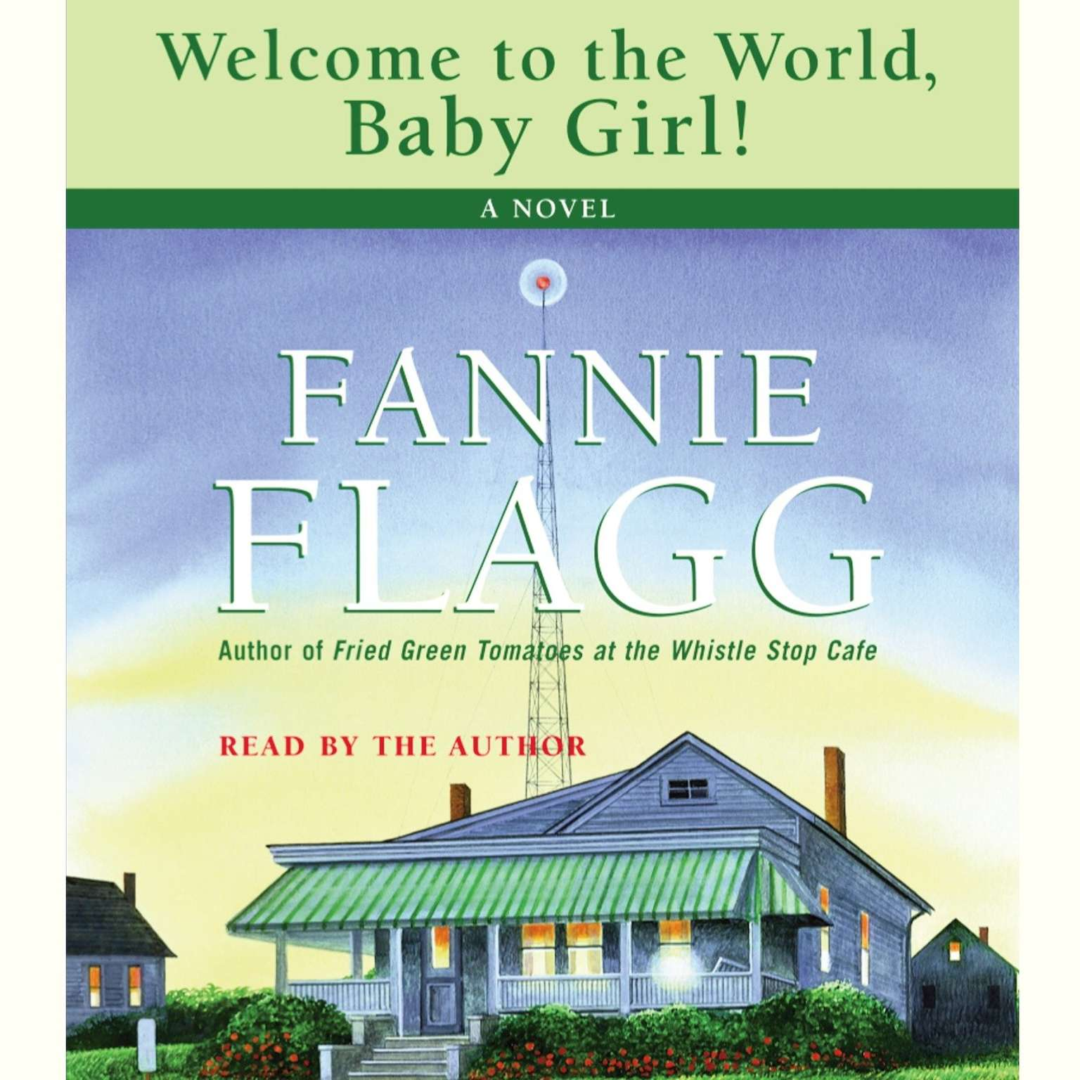 Printable Welcome to the World, Baby Girl: A Novel Audiobook Cover Art