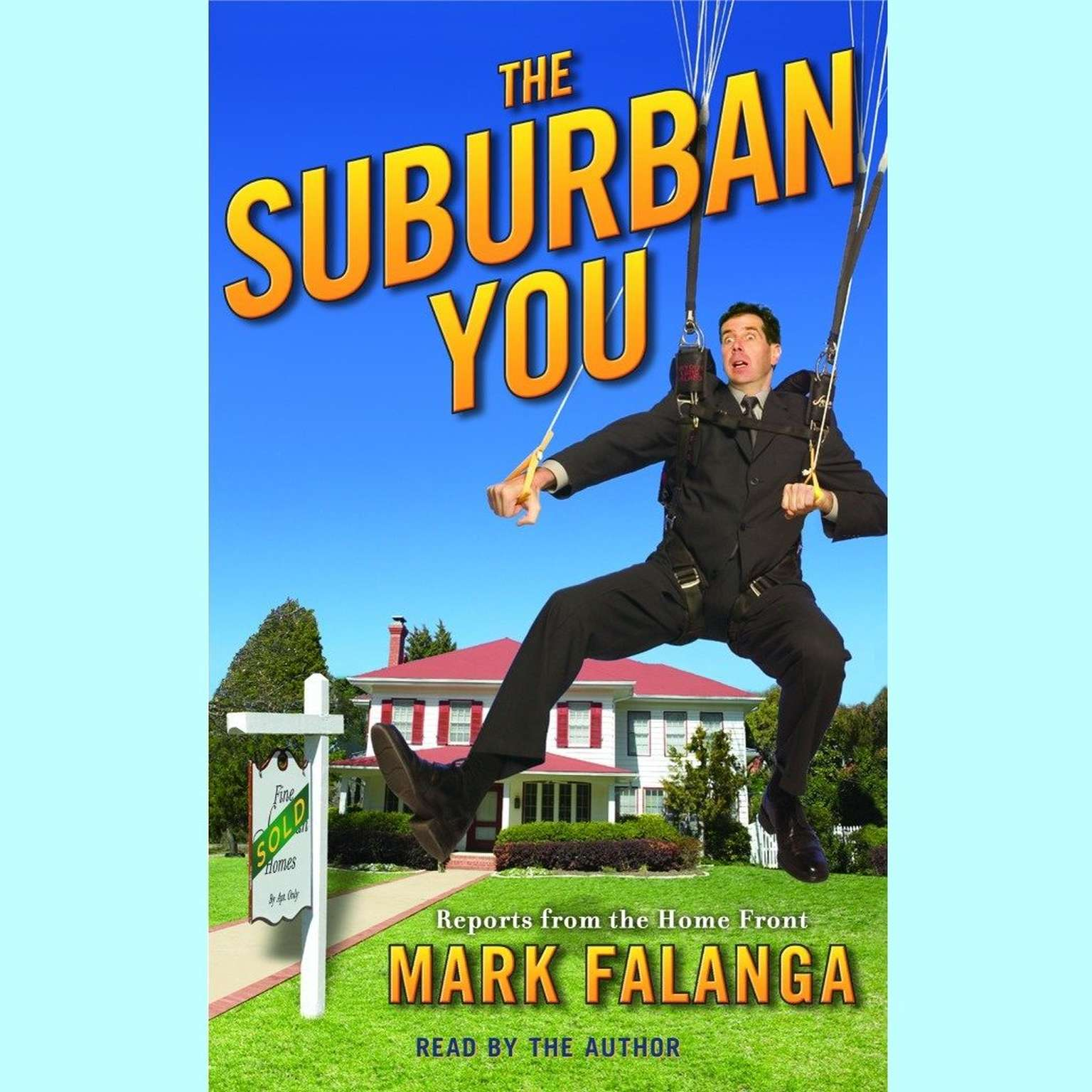 Printable The Suburban You: Reports from the Home Front Audiobook Cover Art