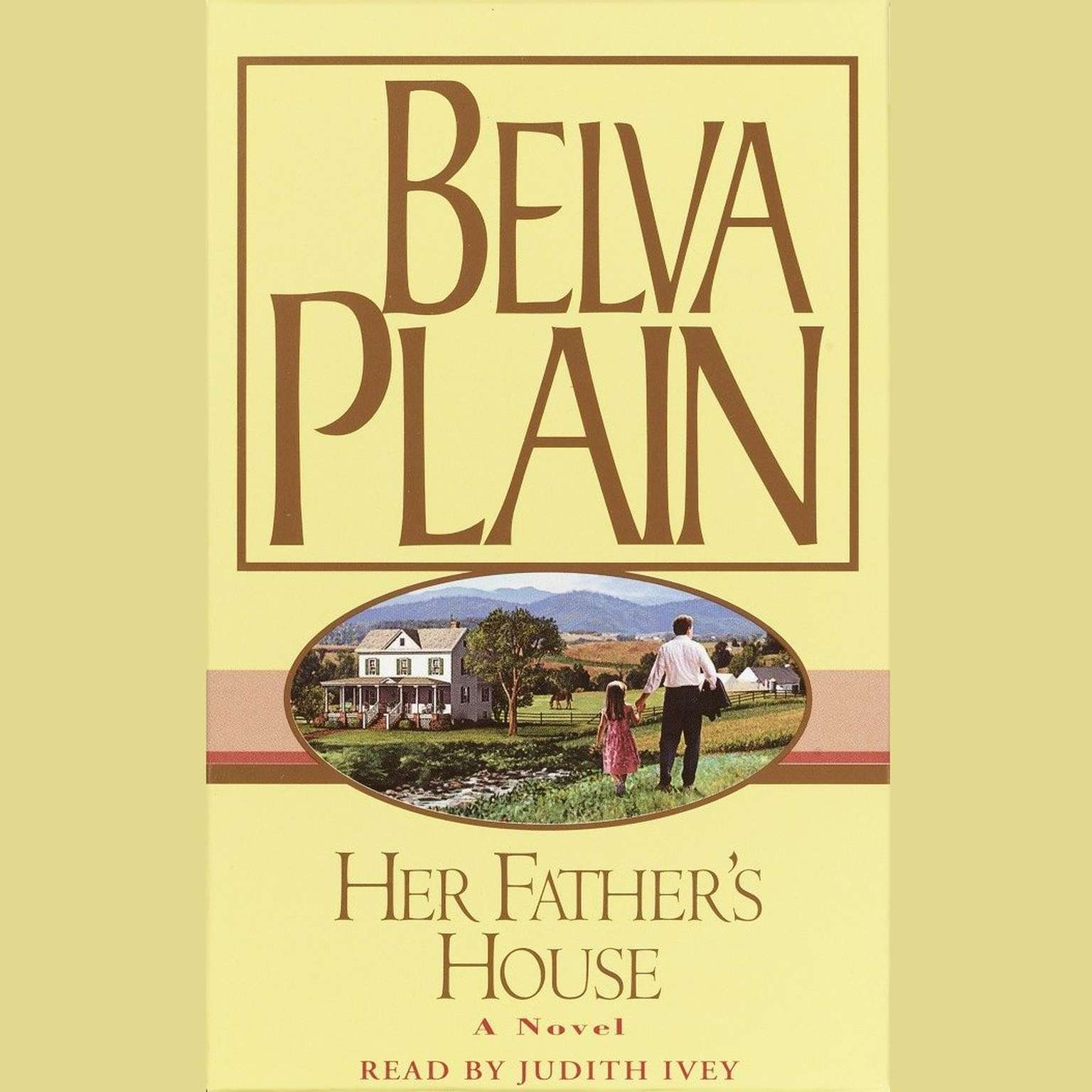 Printable Her Father's House Audiobook Cover Art