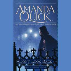 Dont Look Back Audiobook, by Jayne Ann Krentz, Amanda Quick
