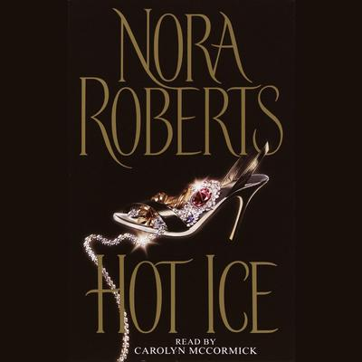 Printable Hot Ice Audiobook Cover Art