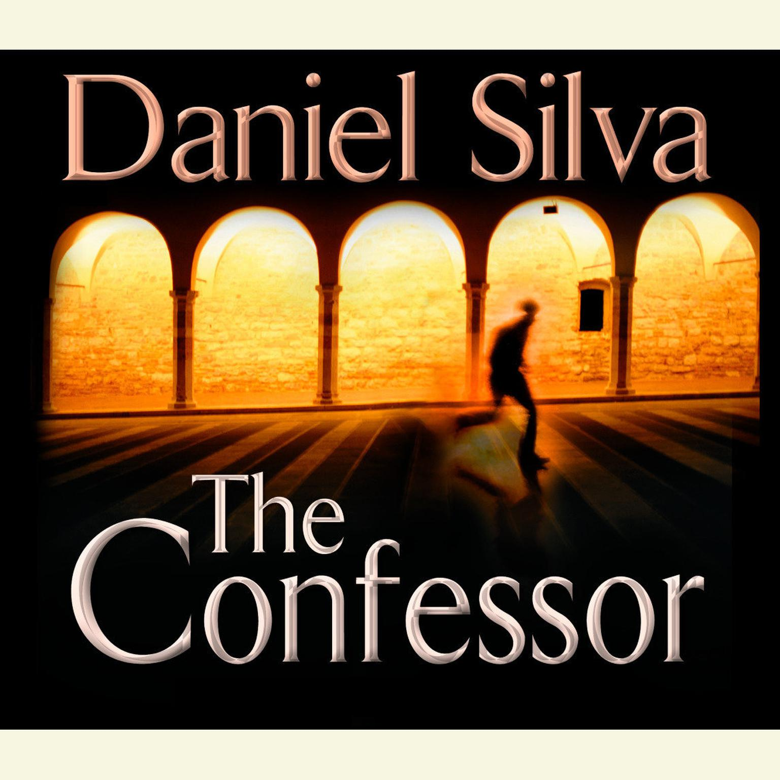 Printable The Confessor Audiobook Cover Art