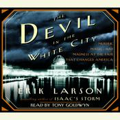 The Devil in the White City Audiobook, by Erik Larson