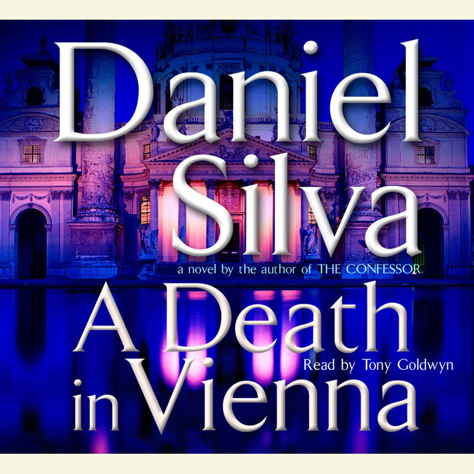Printable A Death in Vienna Audiobook Cover Art