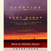Eventide Audiobook, by Kent Haruf
