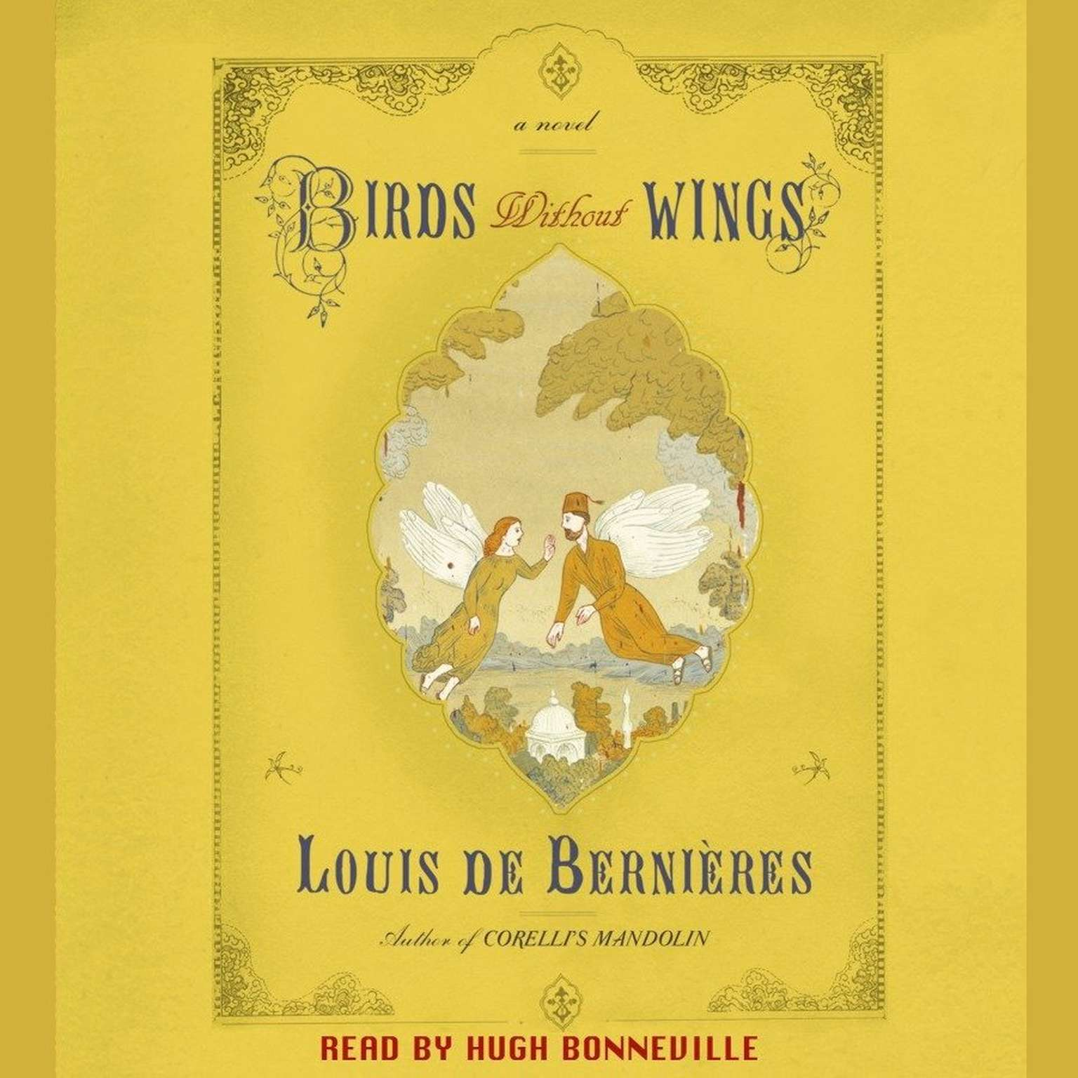 Printable Birds Without Wings Audiobook Cover Art