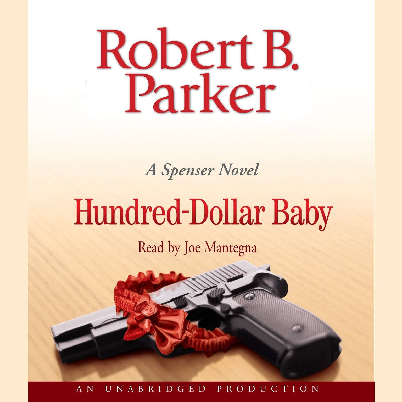 Printable Hundred-Dollar Baby Audiobook Cover Art