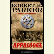 Appaloosa Audiobook, by Robert B. Parker