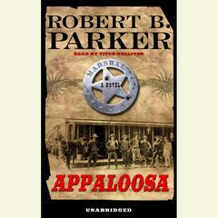 Appaloosa Audiobook, by Robert B. Parker