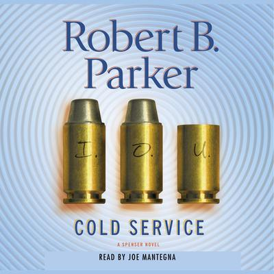 Cold Service Audiobook, by Robert B. Parker