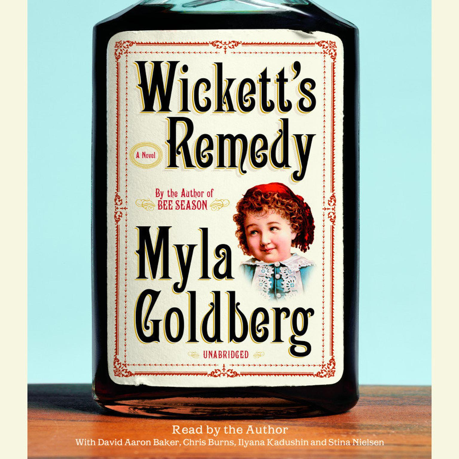 Printable Wickett's Remedy: A Novel Audiobook Cover Art