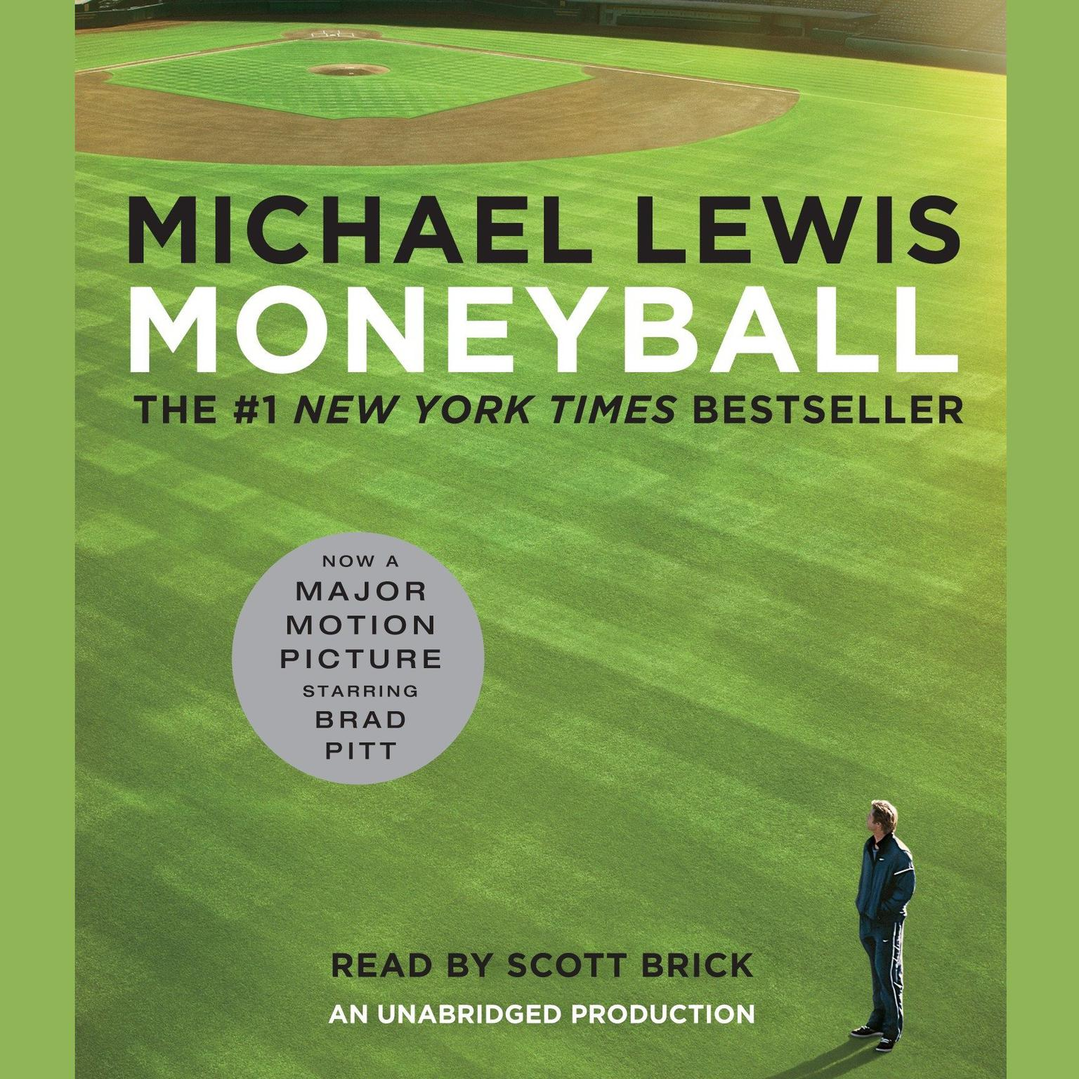 Printable Moneyball: The Art of Winning an Unfair Game Audiobook Cover Art