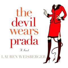 The Devil Wears Prada Audiobook, by Lauren Weisberger