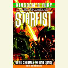 Starfist: Kingdoms Fury Audiobook, by Dan Cragg, David Sherman