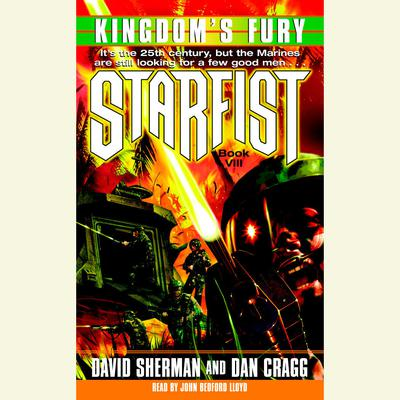 Starfist: Kingdoms Fury Audiobook, by Dan Cragg