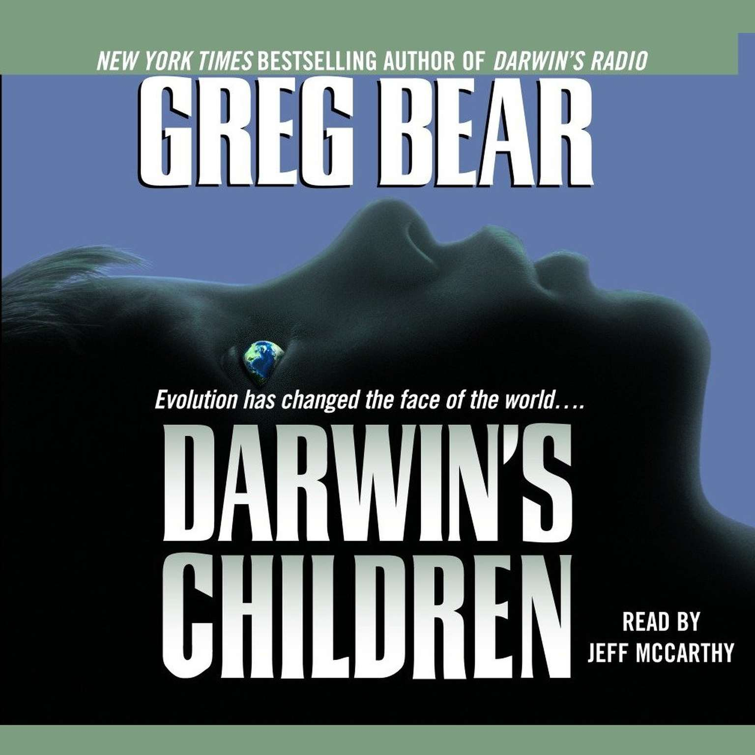 Printable Darwin's Children: A Novel Audiobook Cover Art