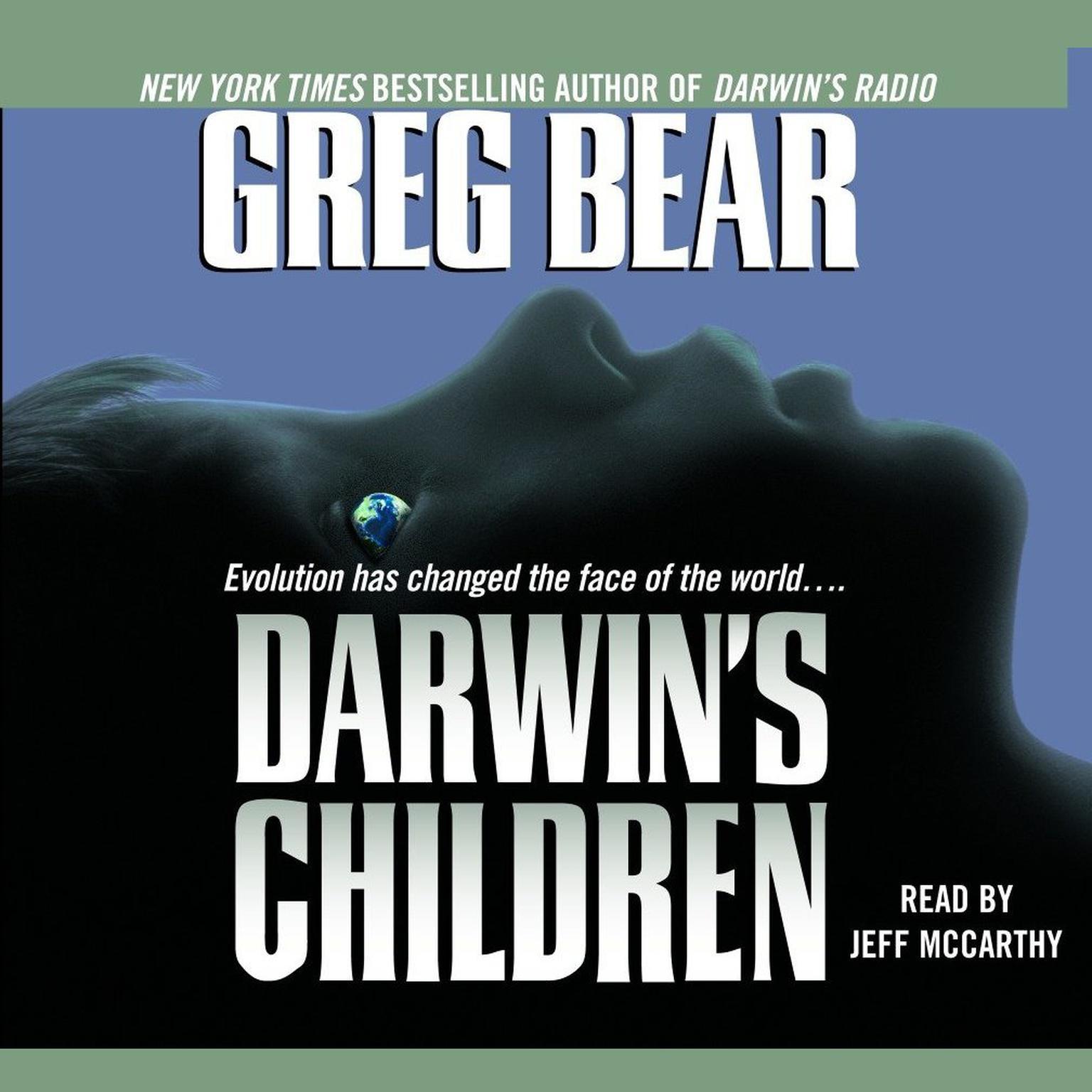 Printable Darwin's Children Audiobook Cover Art