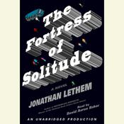 Fortress of Solitude Audiobook, by Jonathan Lethem