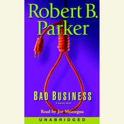 Bad Business, by Robert B. Parker