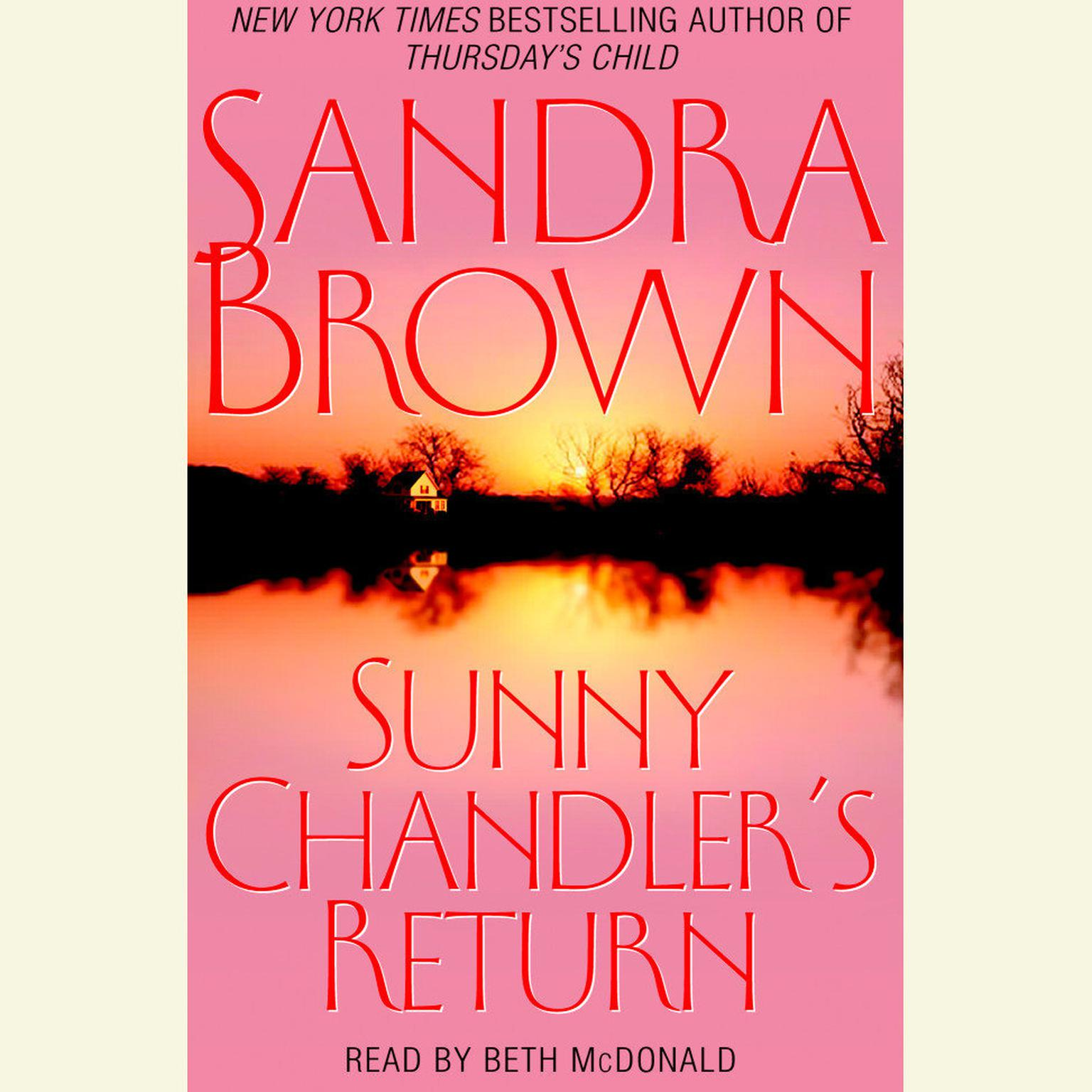 Printable Sunny Chandler's Return Audiobook Cover Art