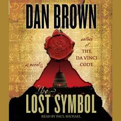 The Lost Symbol Audiobook, by Dan Brown