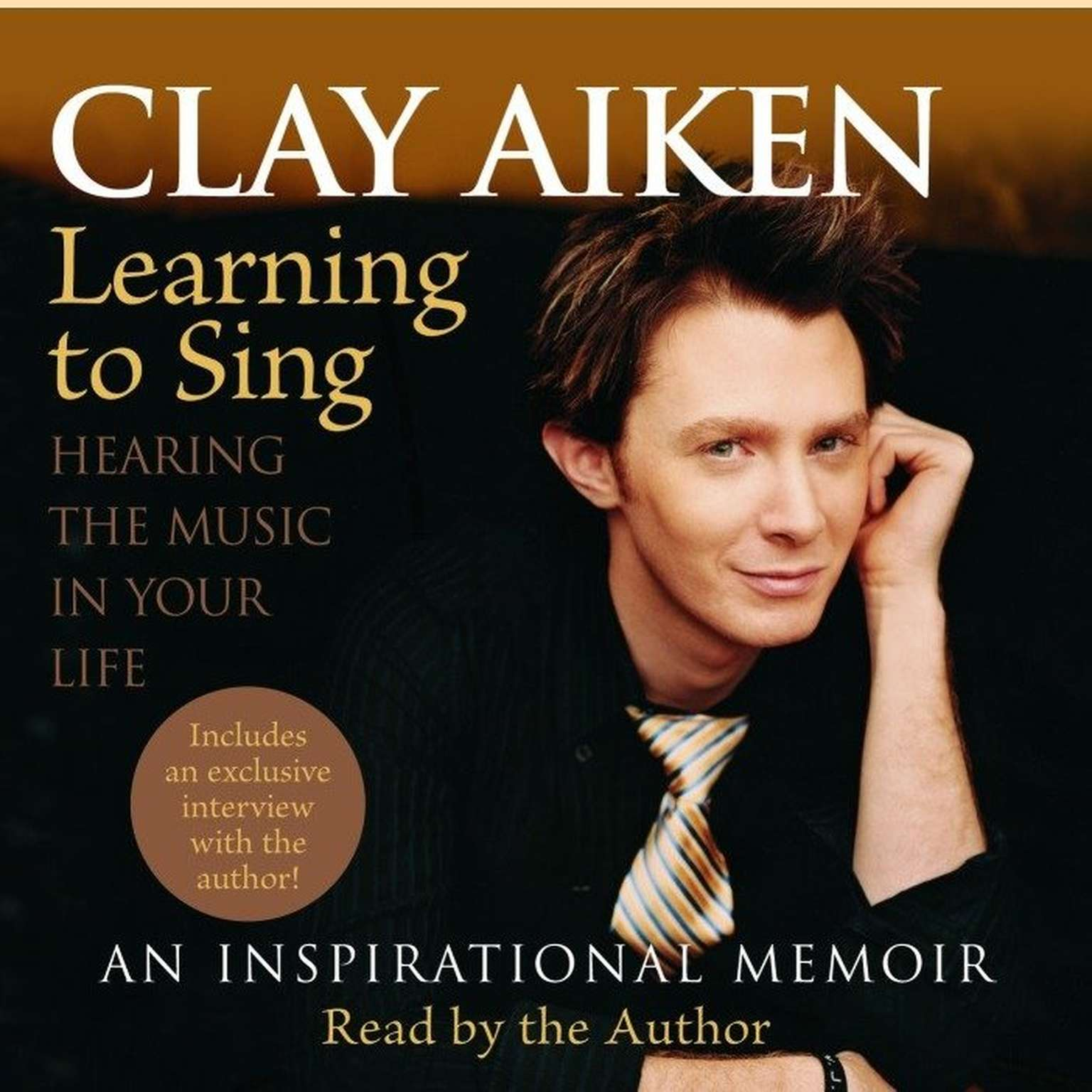Printable Learning to Sing: Hearing the Music in Your Life Audiobook Cover Art