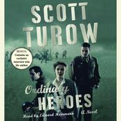 Ordinary Heroes: A Novel Audiobook, by Scott Turow