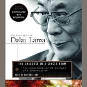 The Universe in a Single Atom: The Convergence of Science and Spirituality Audiobook, by Dalai Lama