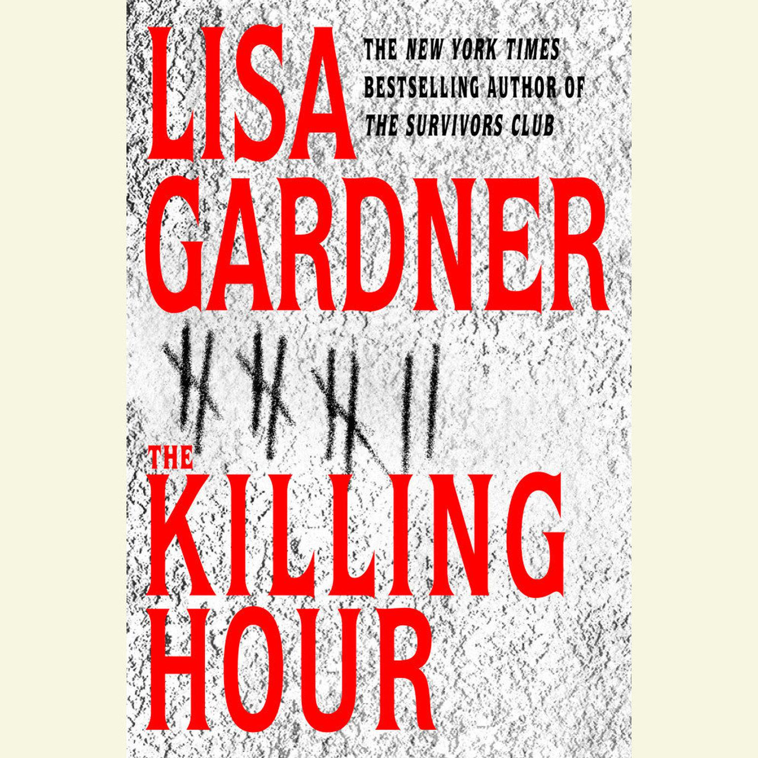 Printable The Killing Hour Audiobook Cover Art