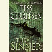 The Sinner: A Rizzoli & Isles Novel, by Tess Gerritsen
