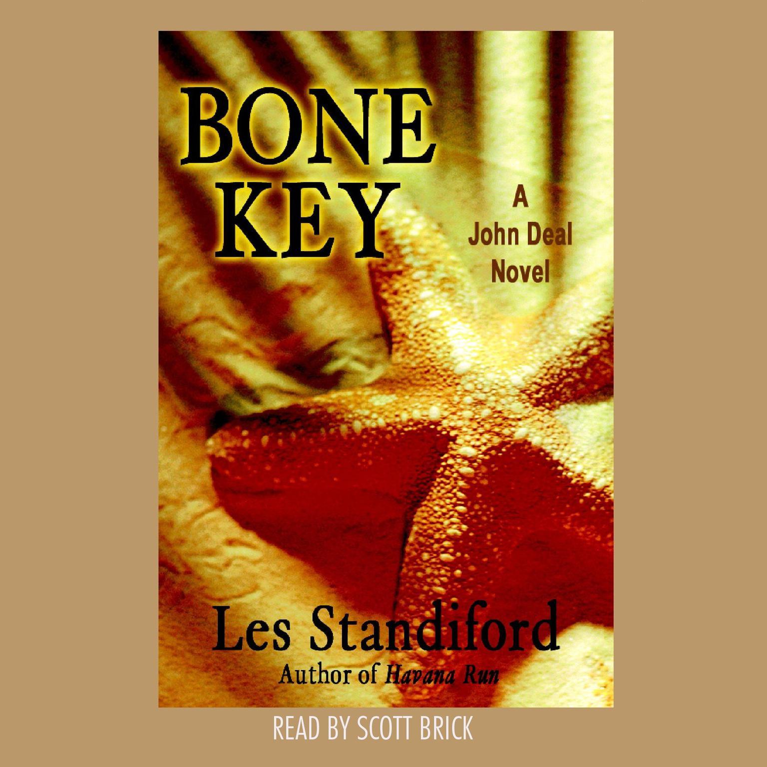 Printable Bone Key Audiobook Cover Art