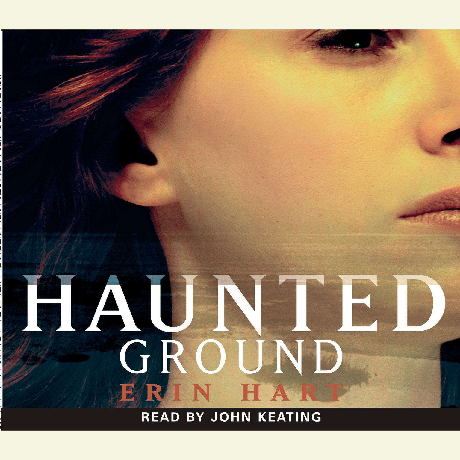 Printable Haunted Ground Audiobook Cover Art