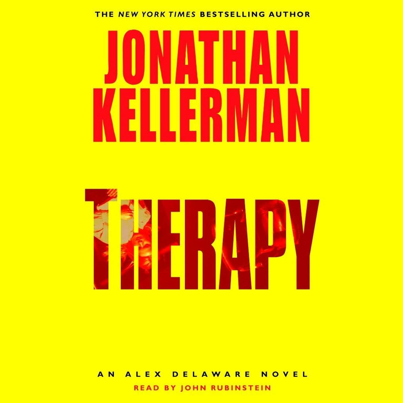 Printable Therapy: An Alex Delaware Novel Audiobook Cover Art