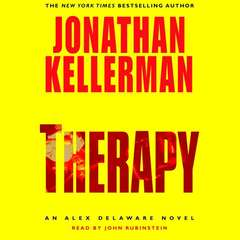 Therapy: An Alex Delaware Novel Audiobook, by Jonathan Kellerman