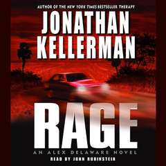 Rage: An Alex Delaware Novel Audiobook, by Jonathan Kellerman