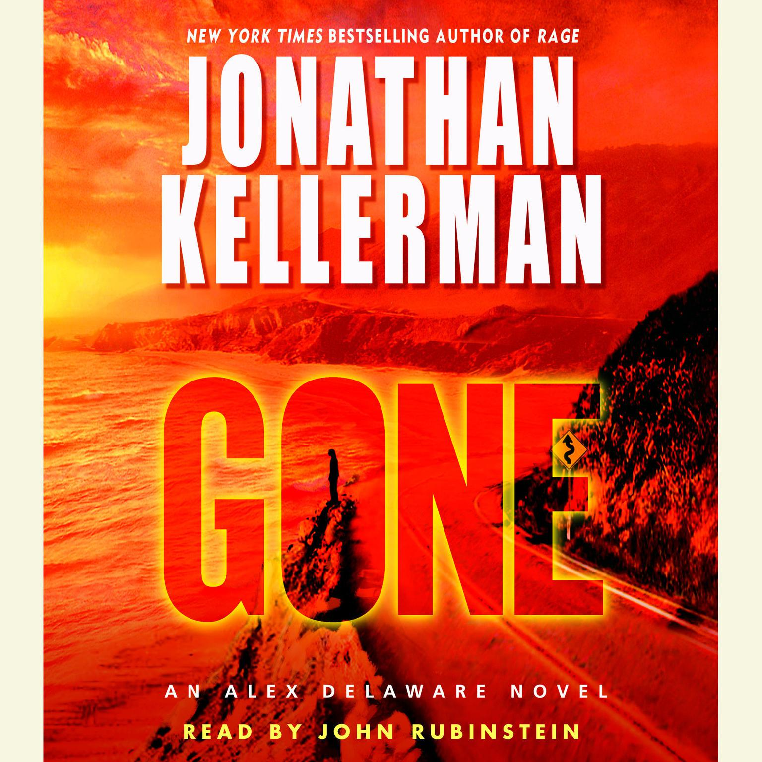 Printable Gone: An Alex Delaware Novel Audiobook Cover Art