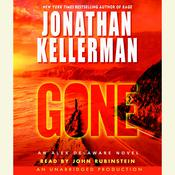 Gone: An Alex Delaware Novel Audiobook, by Jonathan Kellerman