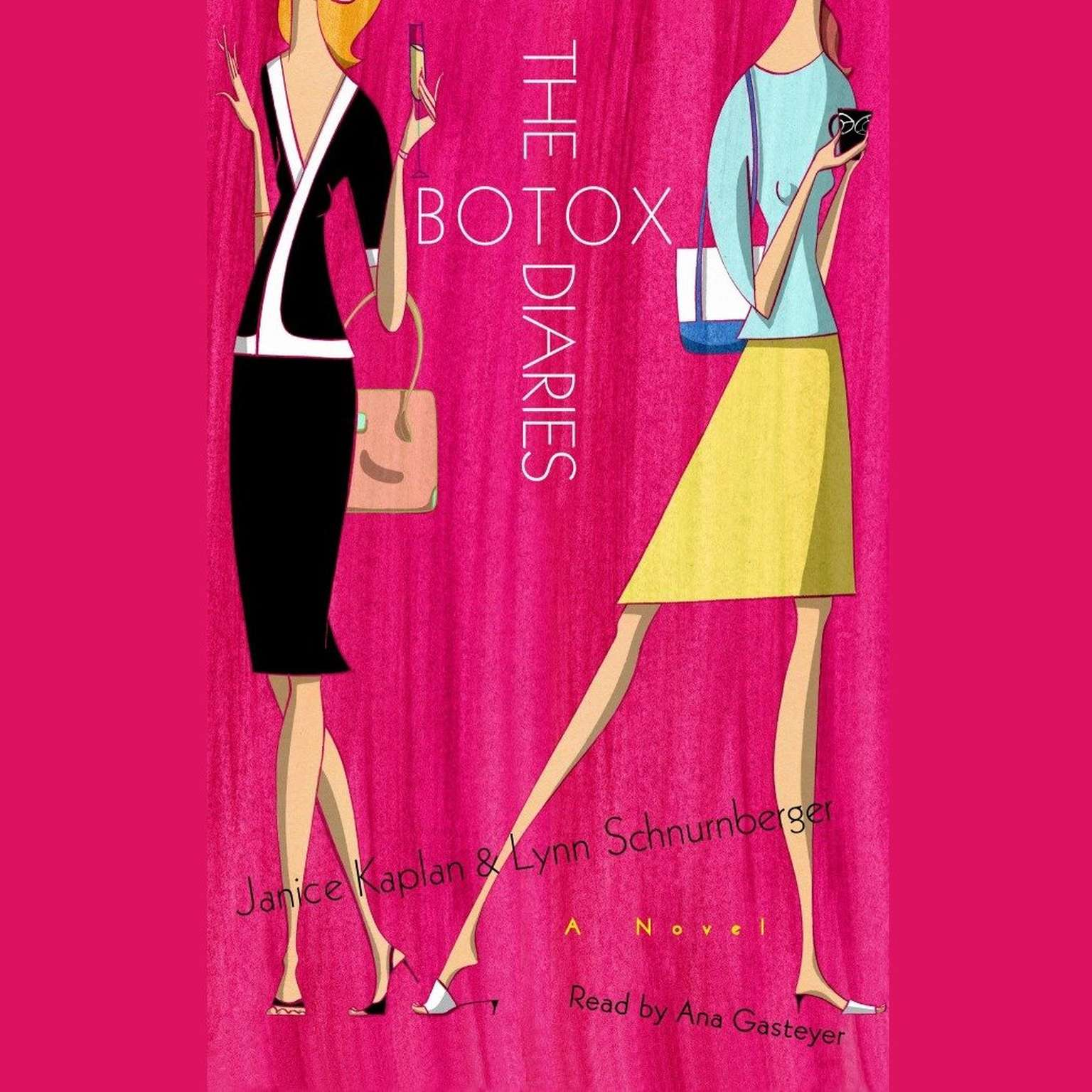 Printable The Botox Diaries: A Novel Audiobook Cover Art