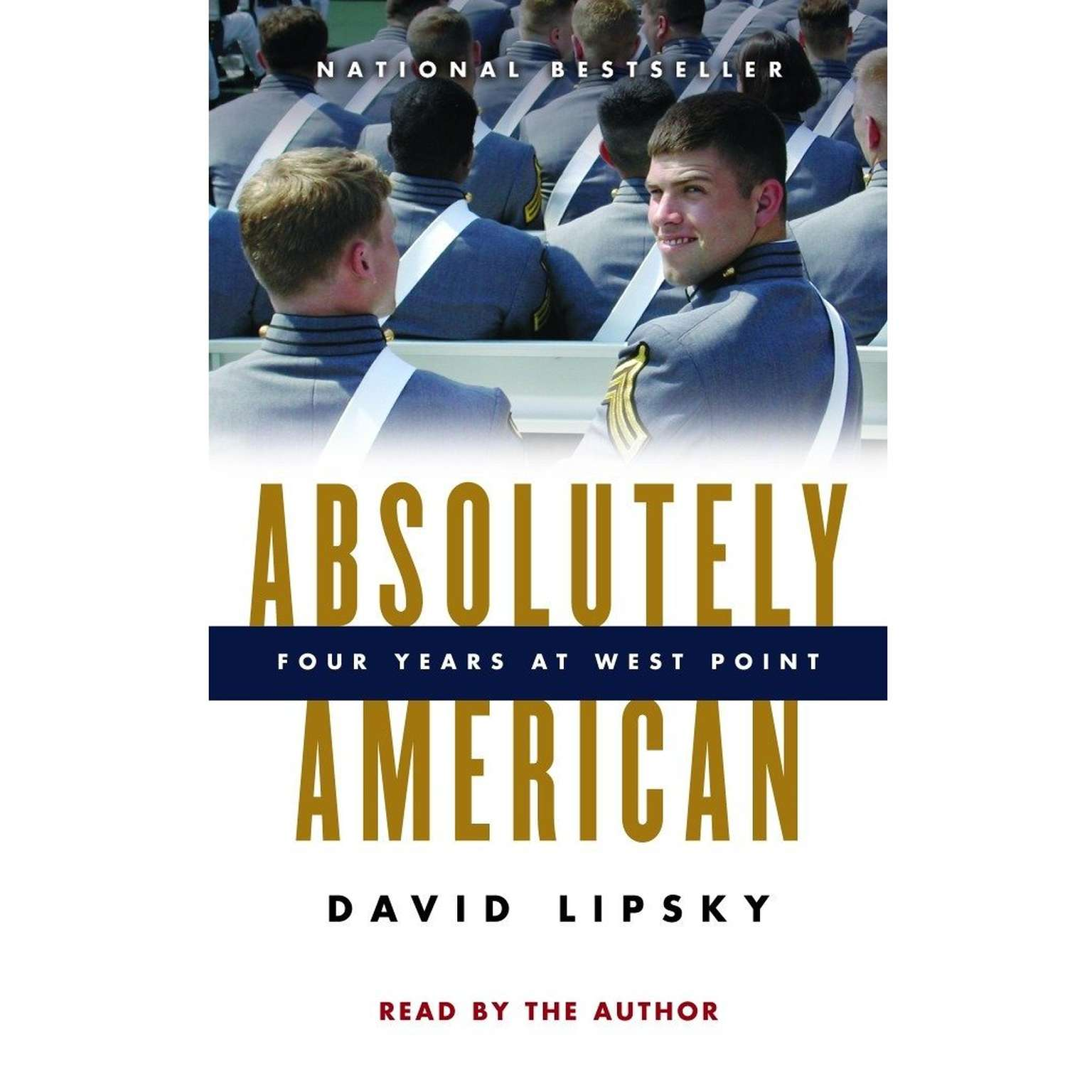 Printable Absolutely American: Four Years at West Point Audiobook Cover Art