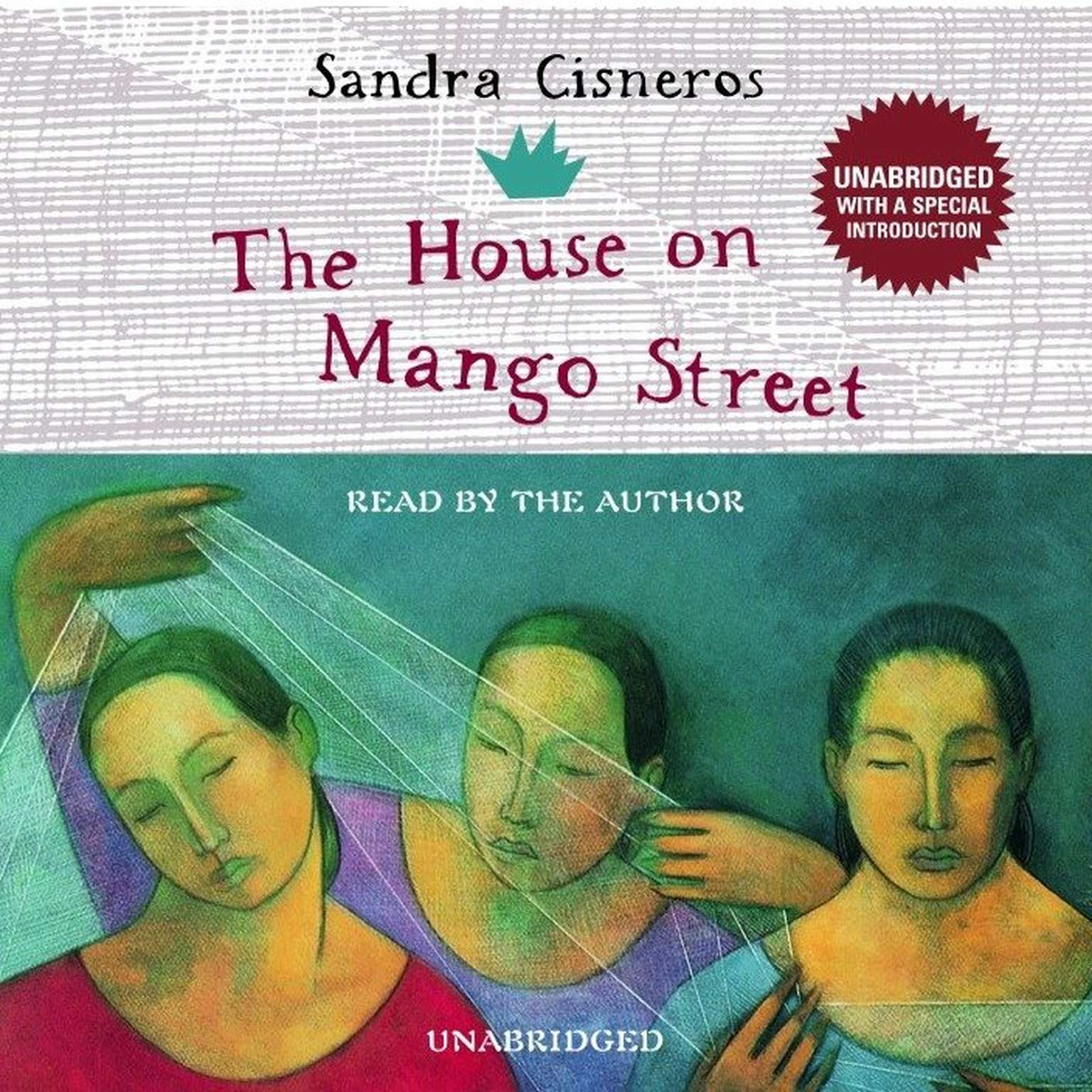 Printable The House on Mango Street Audiobook Cover Art