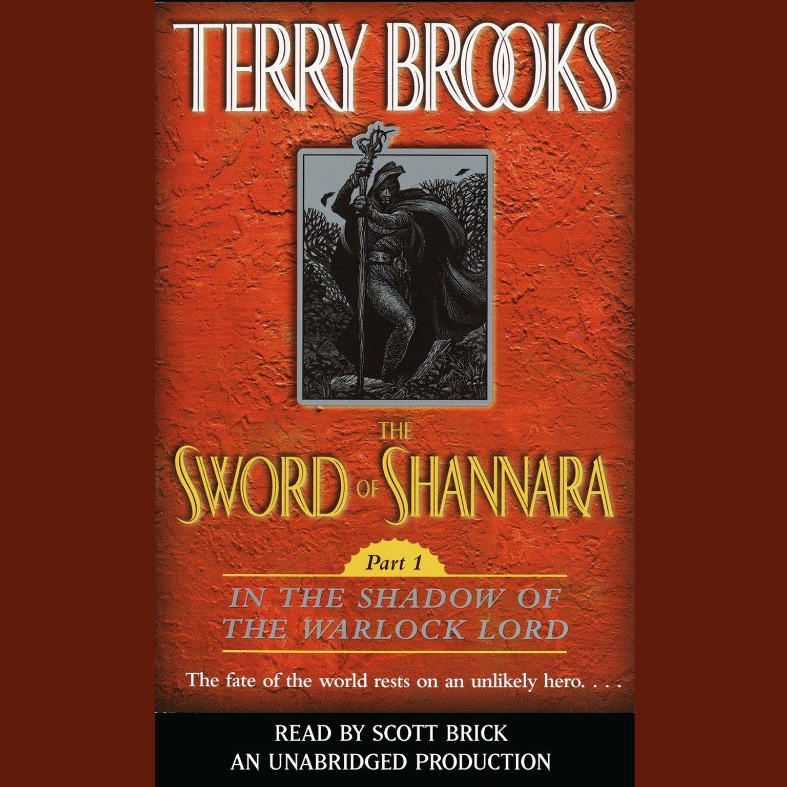 Printable The Sword of Shannara Audiobook Cover Art