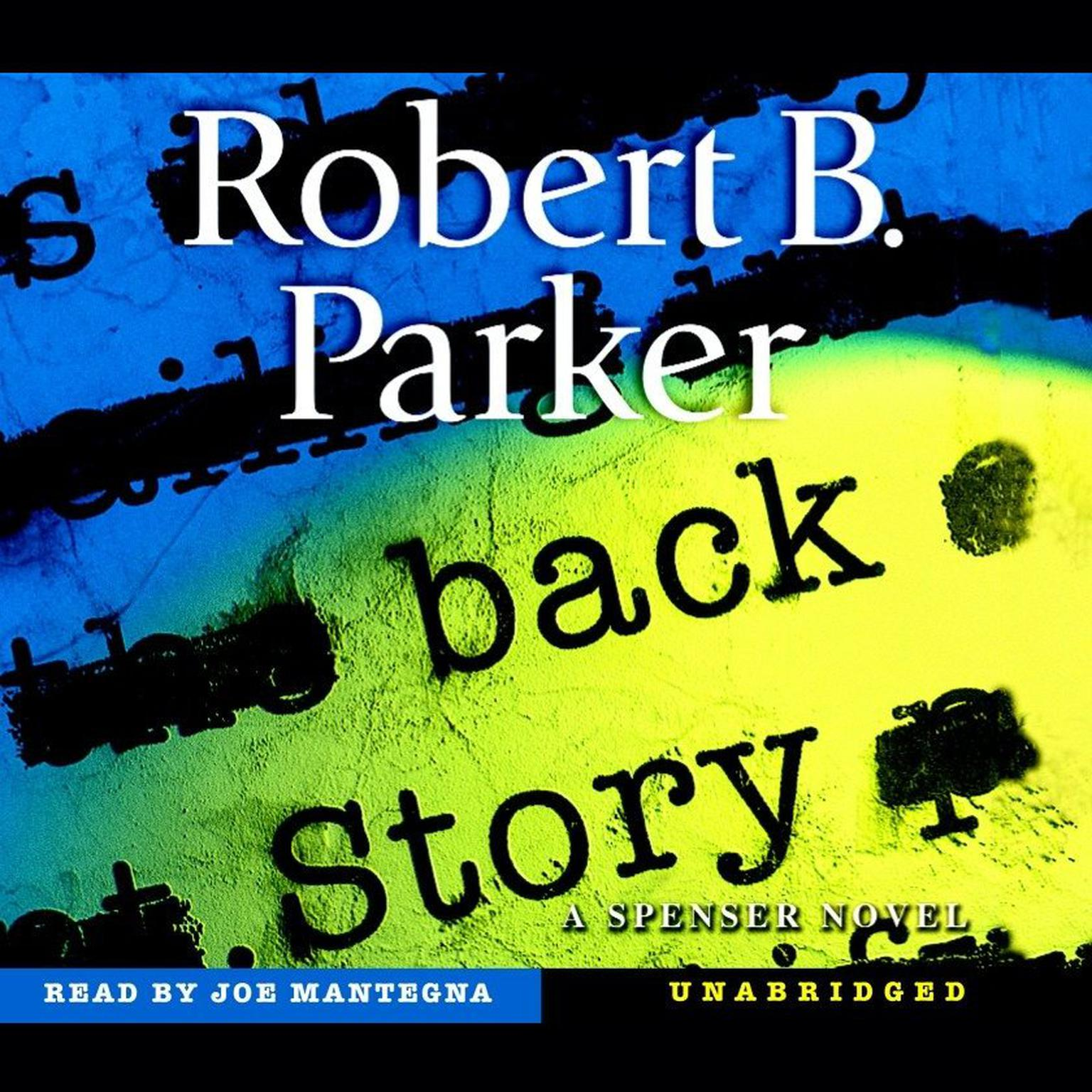 Printable Back Story Audiobook Cover Art