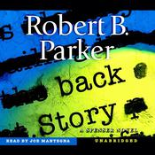 Back Story Audiobook, by Robert B. Parker
